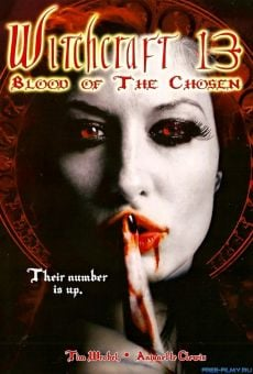 Película: Witchcraft 13: Blood of the Chosen