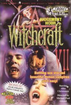 Witchcraft 7: Judgement Hour online
