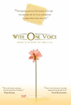 With One Voice online