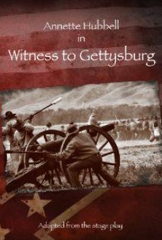 Watch Witness to Gettysburg online stream