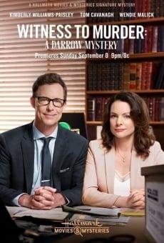 Witness to Murder: A Darrow Mystery en ligne gratuit