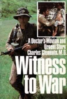 Película: Witness to War: Dr. Charlie Clements