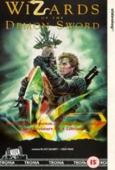 Película: Wizards of the Demon Sword