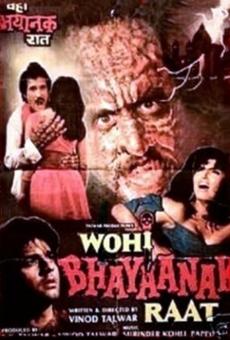 Ver película Wohi Bhayanak Raat