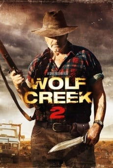 Wolf Creek 2 online streaming