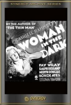 Película: Woman in the Dark