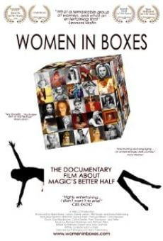 Women in Boxes online free