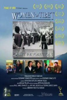 Película: Women of Tibet: A Quiet Revolution