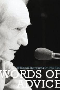 Película: Words of Advice: William S. Burroughs on the Road