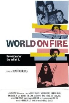 World on Fire online kostenlos