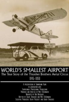 Ver película World's Smallest Airport