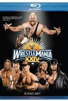 WrestleMania XXIV on-line gratuito