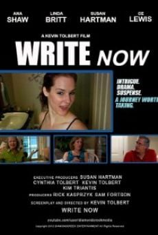 Write Now on-line gratuito
