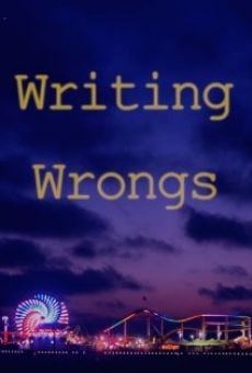 Writing Wrongs online streaming
