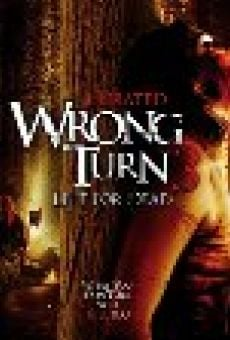 Wrong Turn online streaming