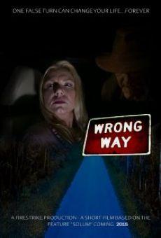 Watch Wrong Way online stream