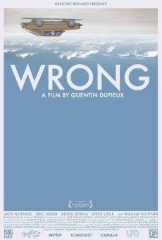 Ver película Wrong