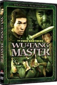 Ver película Wu Tang Master