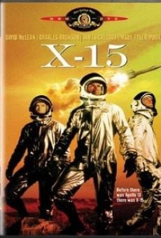 Ver película X-15 El avion cohete