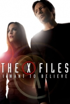 The X Files 2: I Want to Believe online streaming