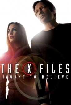 The X Files 2: I Want to Believe online