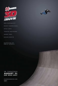 X Games 3D: The Movie Online Free