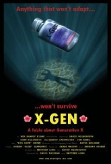 X-Gen on-line gratuito