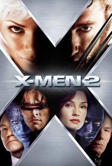 X2 (aka X-Men 2: X-Men United) on-line gratuito