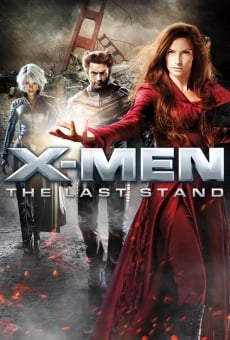 X-Men: The Last Stand (aka X-Men 3) on-line gratuito