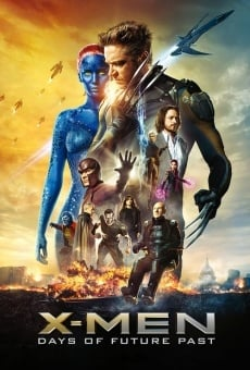 X-Men: Days of Future Past on-line gratuito