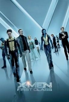 Ver película X-Men: primera generación