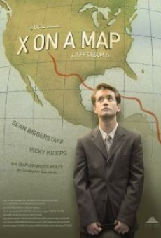 X on a Map online free