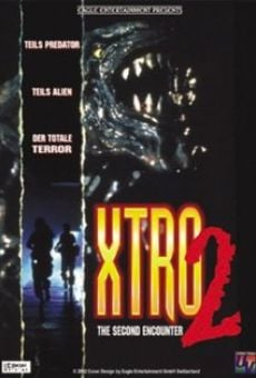 Xtro II: The Second Encounter on-line gratuito