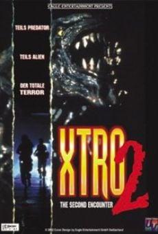 Ver película Xtro 2: El segundo encuentro