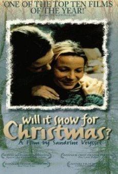 Y aura-t-il de la neige à Noël? on-line gratuito