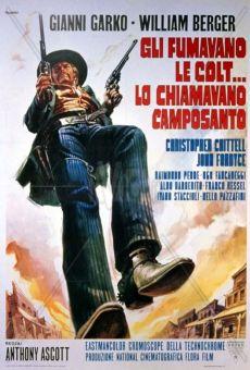 Ver película Y dejaron de llamarle Camposanto