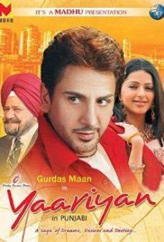 Yaariyan online streaming