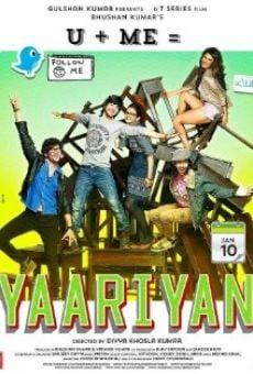 Ver película Yaariyan