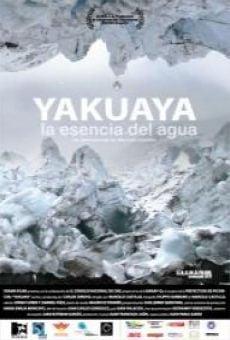 Ver película Yakuaya, la esencia del agua
