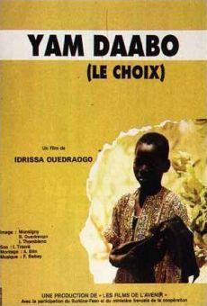 Ver película Yam Daabo (La elección)