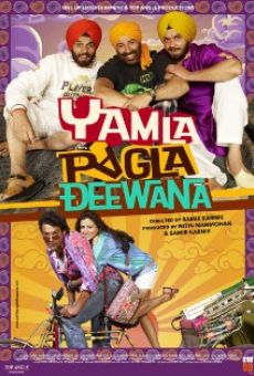 Yamla Pagla Deewana on-line gratuito