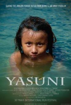 Ver película Yasuni