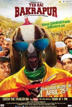 Película: Yeh Hai Bakrapur