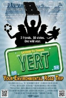 Ver película YERT: Your Environmental Road Trip