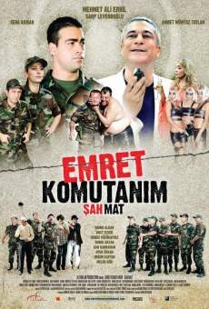 Emret komutanim: Sah mat online streaming
