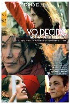 Película: Yo decido. El Tren de la Libertad