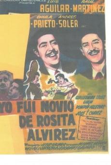 Ver película Yo fui novio de Rosita Alvírez