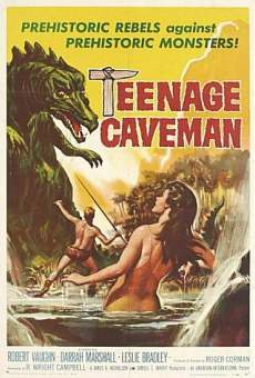 Teenage CaveMan on-line gratuito