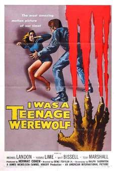 I Was a Teenage Werewolf on-line gratuito