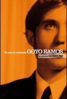 Yo soy el cantante Goyo Ramos online